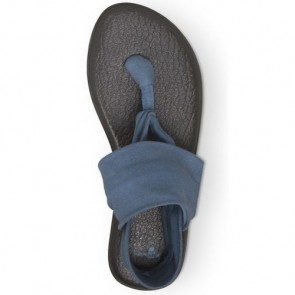 Sanuk Women's Yoga Sling 2 Sandals - Slate Blue