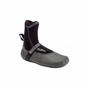 Solite Custom Pro 6mm Split Toe Boots - Black/Grey