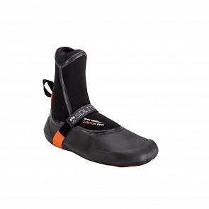 Solite Custom Pro 6mm Split Toe Boots - Orange/Black