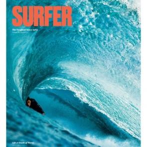 Surfer Magazine - Volume 58 Number 4