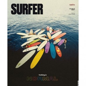 Surfer Magazine - Volume 59 Number 1