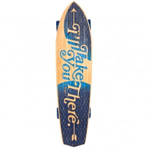 Strght I'll Take You There Bamboo Cruiser Complete