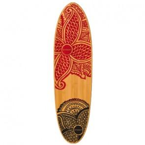 Strght Pua Classic Bamboo Cruiser Deck
