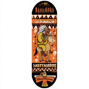 Sasquatch Native Deck