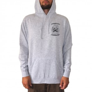 Sasquatch Skateboards Bug Eye Hoodie - Grey