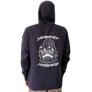 Sasquatch Skateboards Bug Eye Hoodie - Navy