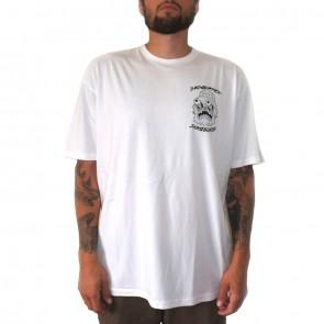 Sasquatch Skateboards Bug Eye T-Shirt - White