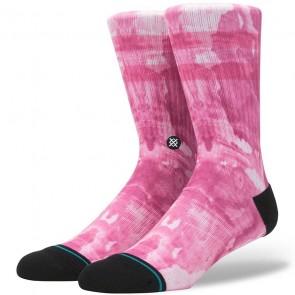 Stance Dead Seas Socks - Pink