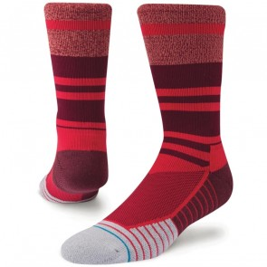 Stance Meara Socks - Red