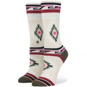 Stance Women's Krista Socks - Oatmeal Heather