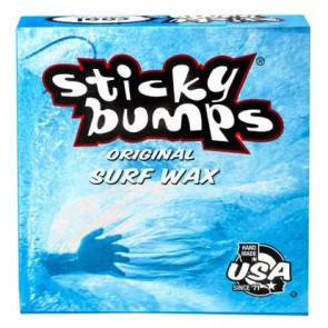 Sticky Bumps Original Cool Surf Wax