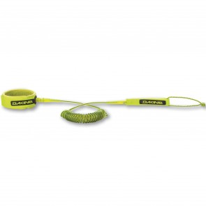 Dakine SUP Coiled Calf Leash - Sulphur