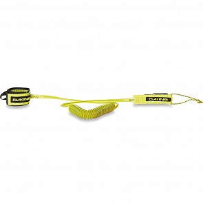 Dakine SUP Coiled Ankle Leash - Sulphur