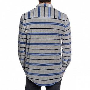 Quicksilver Surf Days Flannel - LGH Surf Days Stripe