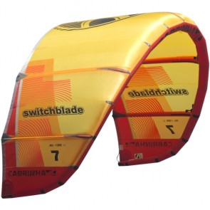 Cabrinha Switchblade Kite - Orange/Yellow