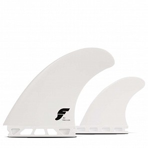Futures T1 Thermotech Twin + 1 Fin Set - White
