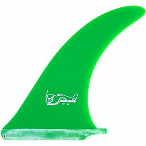 "True Ames Fins 9"" Greenough 4A Fin - Irie"