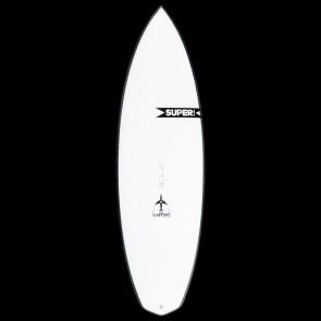 Superbrand Surfboards The Vapors Superflex Surfboard Front