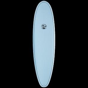 Three Palms Due Back Surfboard - MX - Deck
