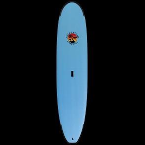 Three Palms Surfboard - Blue - Deck