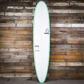 Torq Surfboards 9'0'' Torq Longboard - Seagreen/White - Deck