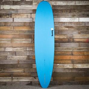 Torq Longboard 8'6 x 22 1/2 x 3 1/8 Surfboard - Blue