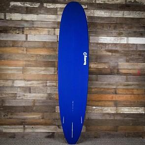 Torq Longboard 9'0 x 22 3/4 x 3 1/8 Surfboard - Navy/White