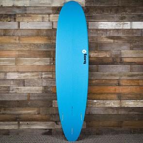 Torq Mini Longboard 8'0 x 22 x 3 Surfboard - Blue