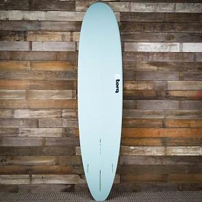 Torq Mini Longboard 8'6 x 22 1/2 x 3 1/8 Surfboard - Blue/Navy/Seagreen