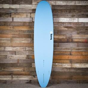 Torq Mini Longboard 8'6 x 22 1/2 x 3 1/8 Surfboard - Blue