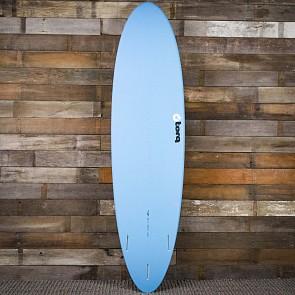 Torq Mod Fun 7'2 x 21 1/4 x 2 3/4 Surfboard - Blue/White