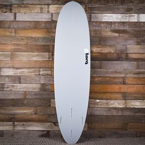 Torq Mod Fun 7'4 x 22 x 3 Surfboard - Grey/White
