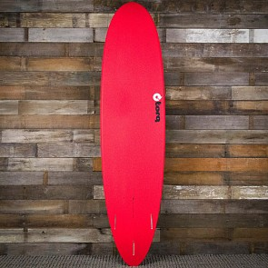 Torq Mod Fun 7'6 x 21 1/2 x 2 7/8 Surfboard - Red/White