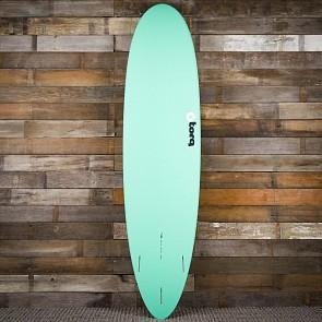 Torq Mod Fun 7'6 x 21 1/2 x 2 7/8 Surfboard - Seagreen/White