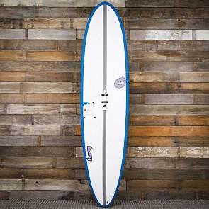 Torq Mod Fun TET-CS 7'6 x 21 1/2 x 2 7/8 Surfboard - Deck