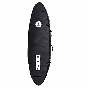 FCS Travel 2 Shortboard Cover Surfboard Bag