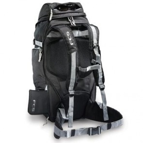 FCS Trekker Backpack - Black