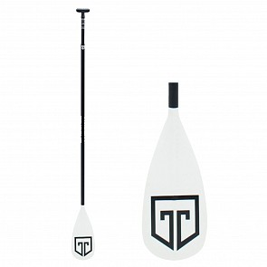 Global Surf Industries Trident T6 Fiberglass Lever Lock Adjustable Paddle