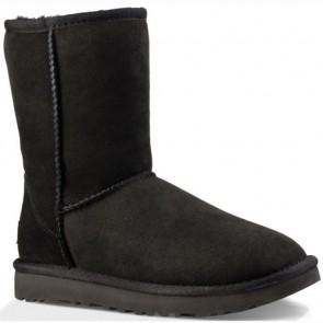 UGG Australia Classic II Short Boots - Black