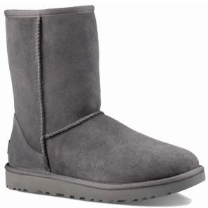 UGG Australia Women's Classic II Short Boots - Grey