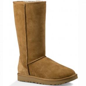 UGG Australia Women's Classic II Tall Boots - Chestnut