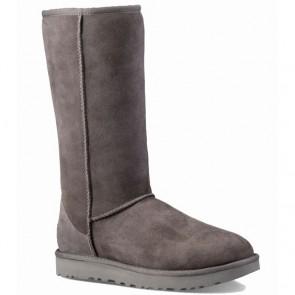 UGG Australia Women's Classic II Tall Boots - Grey