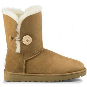 UGG Australia Bailey Button II Boots - Chestnut