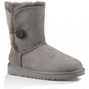 UGG Australia Bailey Button II Boots - Grey