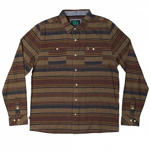 Hippy Tree Ashbury Flannel - Tan