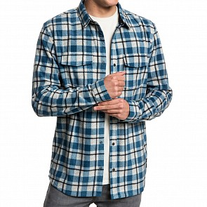 Quicksilver Surf Days Flannel - Tapesty Surf Days Check