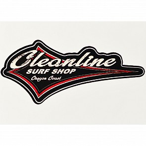 Cleanline Surf Speed Diamond Sticker