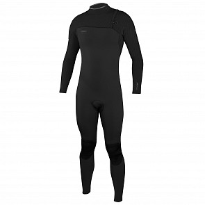 O'Neill Youth Hyperfreak Comp 3/2 Zipless Wetsuit - Abyss/Graphite