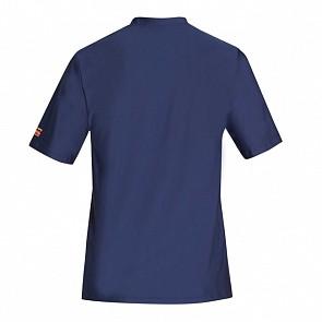 Billabong Stacked Loose Short Sleeve Rash Guard - Navy
