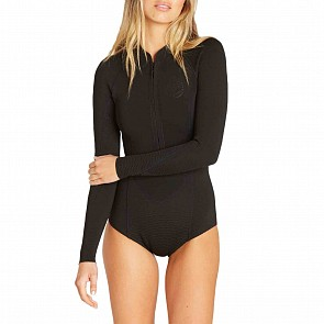Billabong Women's Salty Days 2mm Long Sleeve Spring Wetsuit - Wave
